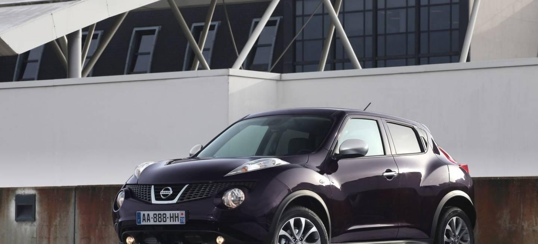 Nissan juke shiro una edici n especial muy oscura for Nissan juke lila
