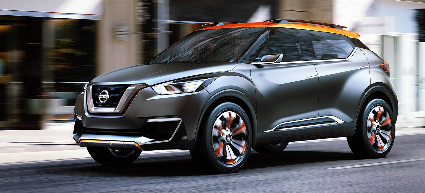 nissan kicks un nuevo crossover a medio camino entre el juke y el qashqai diariomotor. Black Bedroom Furniture Sets. Home Design Ideas