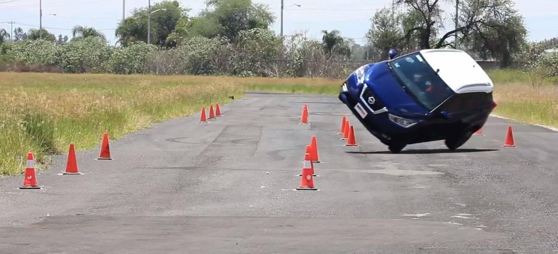Nissan Kicks Prueba Alce