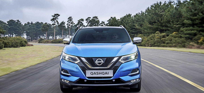 Nissan Qashqai 1012