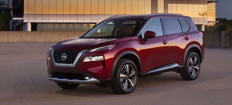 Nissan Rogue X Trail 2021 P