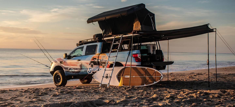 Nissan Titan Surfcamp 16