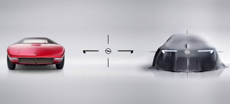 Opel Concept 2018
