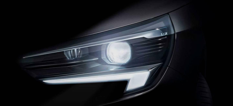 Opel Corsa 2019 Teaser 01