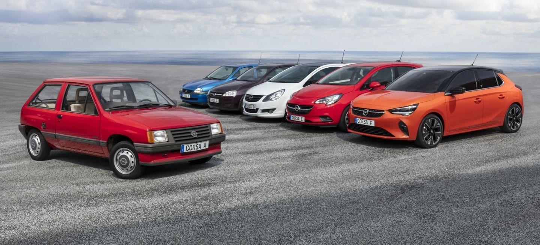 Opel Corsa Generaciones 0919 03