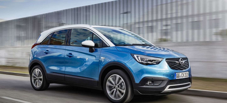 Opel Crossland X Agosto 2020 01