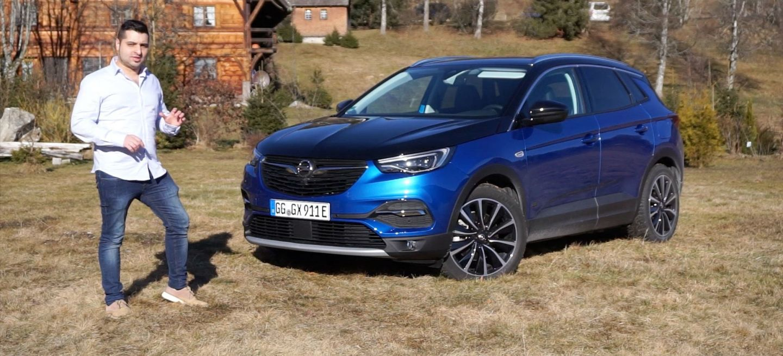 Opel Grandland X Hybrid4 2020 Prueba