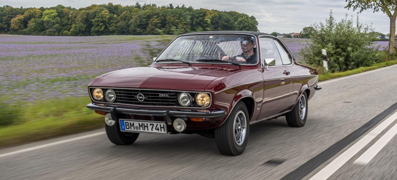 Opel Manta Aniversario 70 Anos Portada Bis