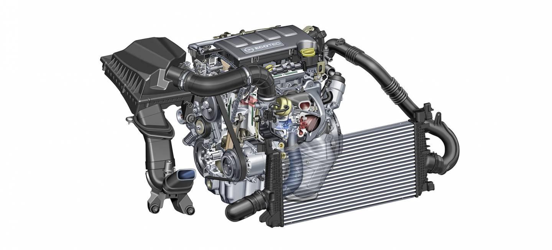 Opel Motor Gasolina Citroen Peugeot Ds 01