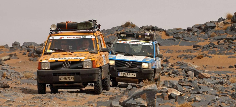 Panda Raid Un Dakar Low Cost Diariomotor