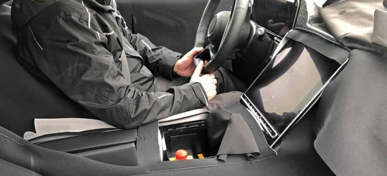 Pantalla Mercedes Benz Clase S 2020