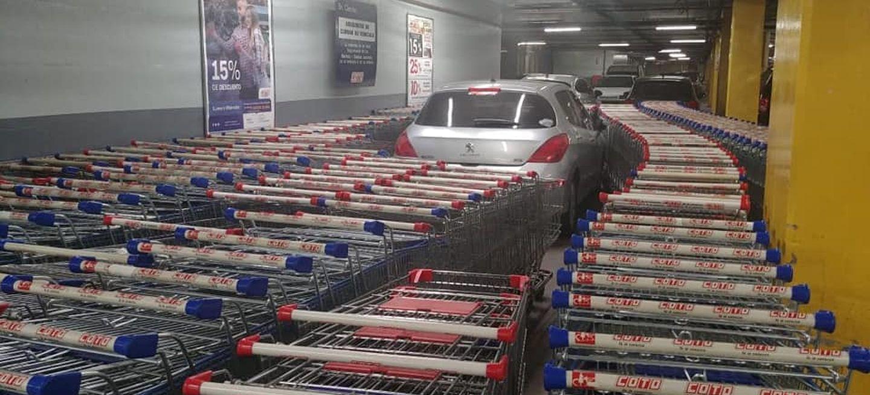 Parking Carritos 308