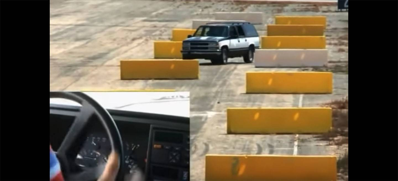 Pentagono Inmovilizador Coches Microondas Video