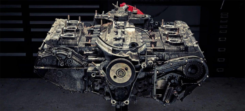 Perdida Potencia Motor Porsche 911