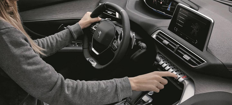 el peugeot 3008 y su i cockpit amplify comprar as un coche por su olor diariomotor. Black Bedroom Furniture Sets. Home Design Ideas