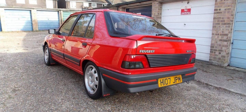 Peugeot 309 Gti Subasta P