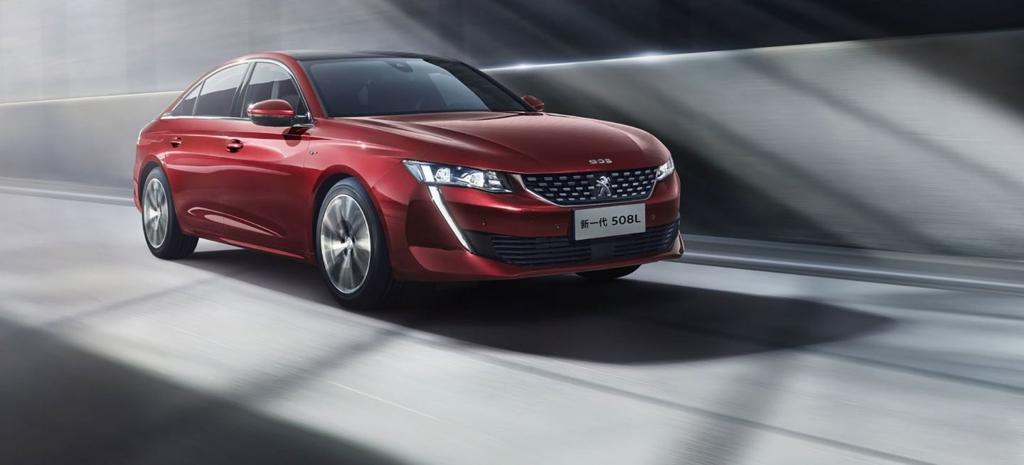 Peugeot 508 L 2019 Phev Hibrido Enchufable China