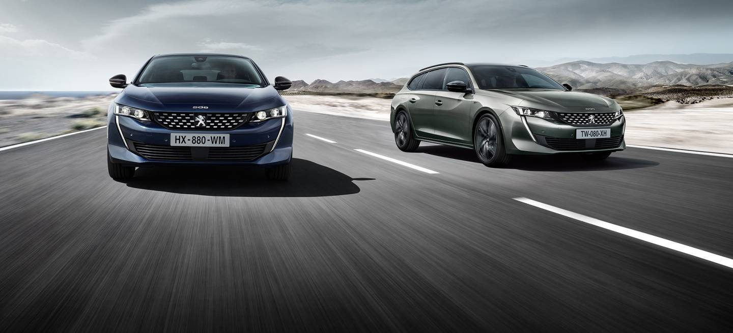 Peugeot 508 Sw First Edition 2019 01