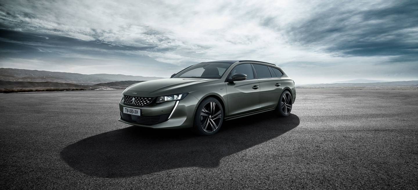 Peugeot 508 Sw First Edition 2019 07