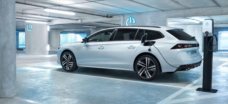 Peugeot Coches Hibridos 508 3008 22