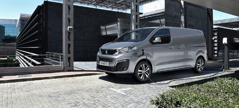 Peugeot E Expert 2020 P
