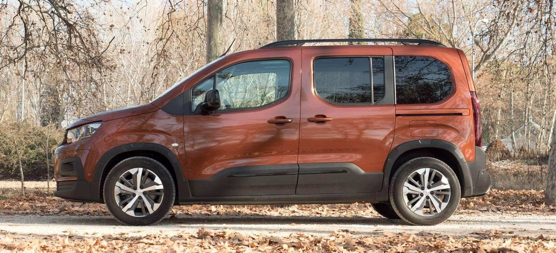 Peugeot Rifter Exterior 00014