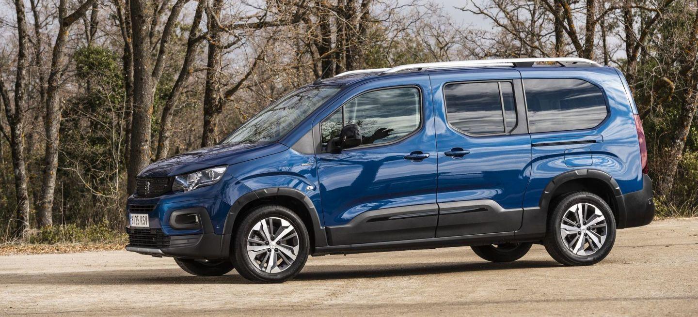 Peugeot Rifter Long 2019 P