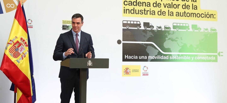 Plan Renove 2020 Moves Pedro Sanchez Gobierno