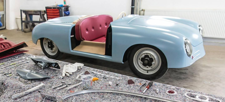 Porsche 356 No1 P