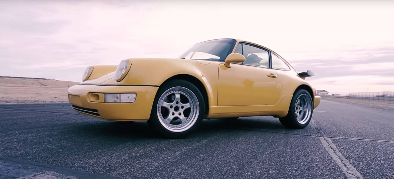 Porsche 911 930 Ls6 Dm 2