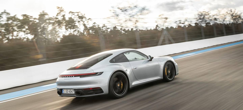Porsche 911 992 Workshop Portada