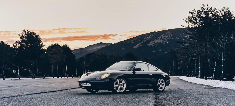Porsche 911 996 Amanecer Porsche 911 3