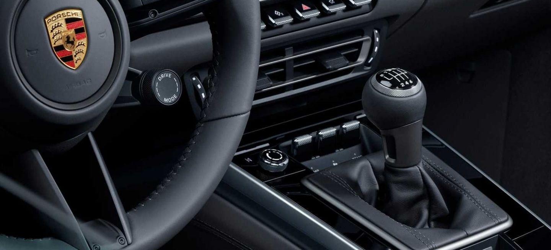 Porsche 911 Cambio Manual 1019 03