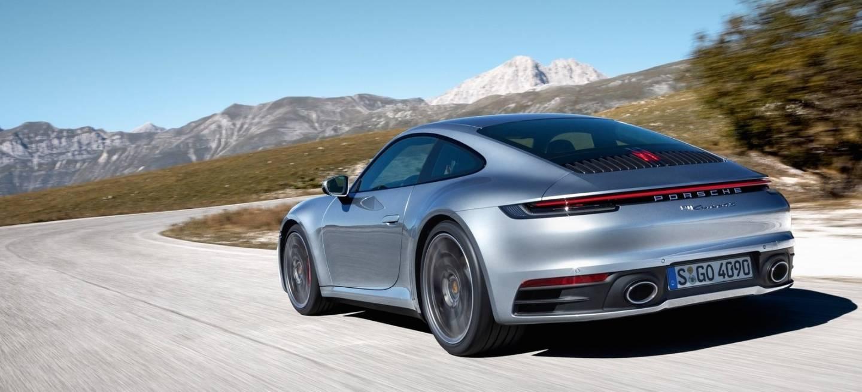 Porsche 911 Carrera 4s 2019 Tres Cuartos