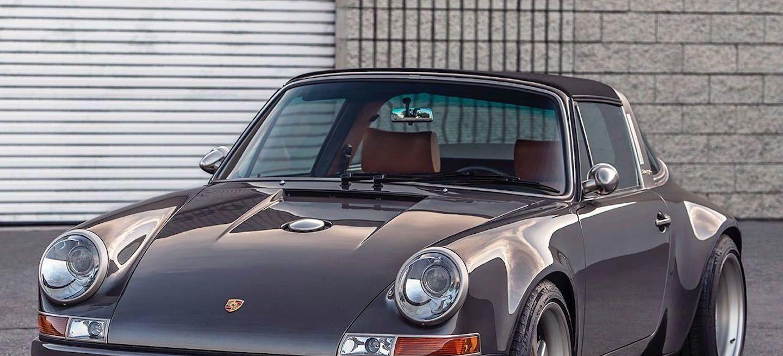 Porsche 911 Singer Dm 1