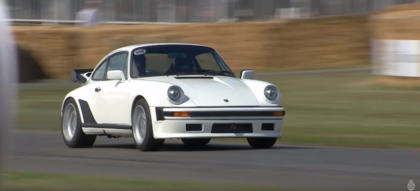 Porsche 911 Tag Turbo Video