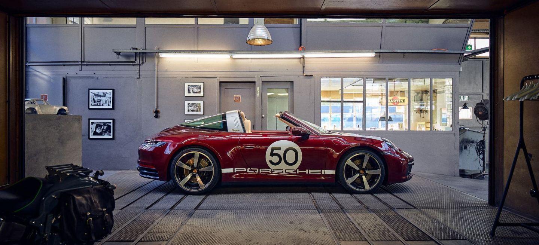Porsche 911 Targa Hde Porsche Vintage Motiv 09 0011