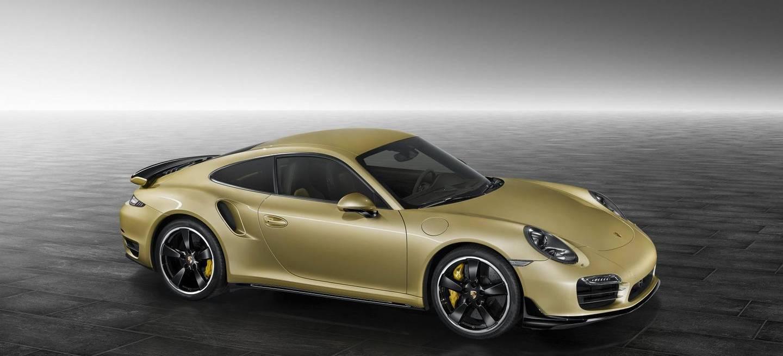Agresividad aerodinámica ajustable para los Porsche 911 Turbo y Turbo S