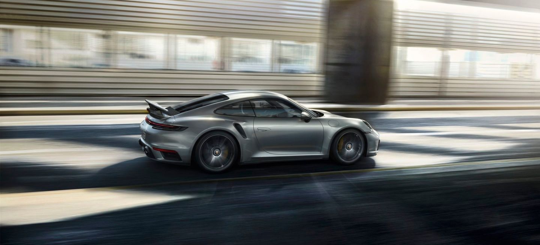 Porsche 911 Turbo S 2020 2