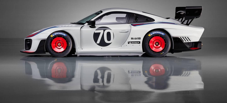 Porsche 935 Type 991 2018 02