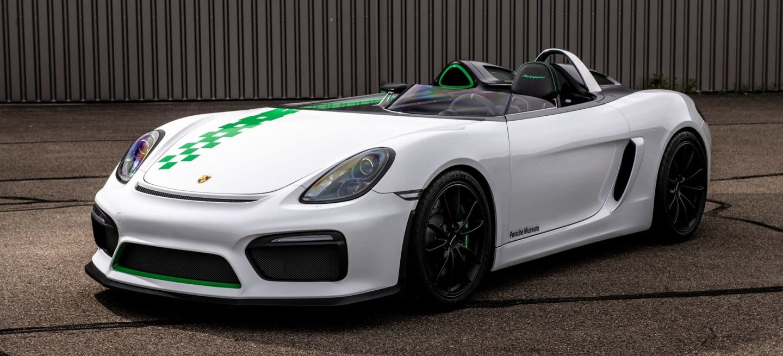 Porsche Boxster Bergspyder Portada