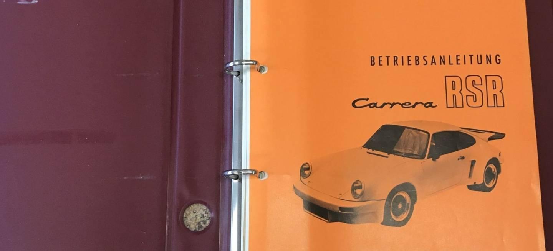 Porsche Carrera Rsr Manual P