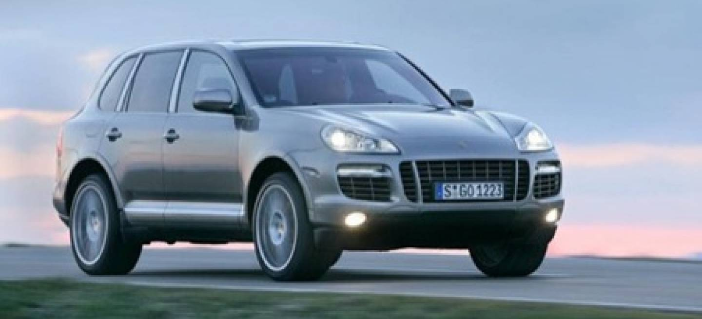 porsche cayenne turbo s 2009 diariomotor. Black Bedroom Furniture Sets. Home Design Ideas
