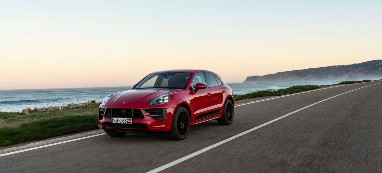 Porsche Macan Gts 17 Rojo Carmin