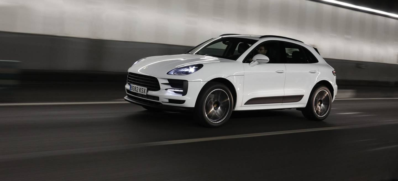 Porsche Macan Sprit 2019 P