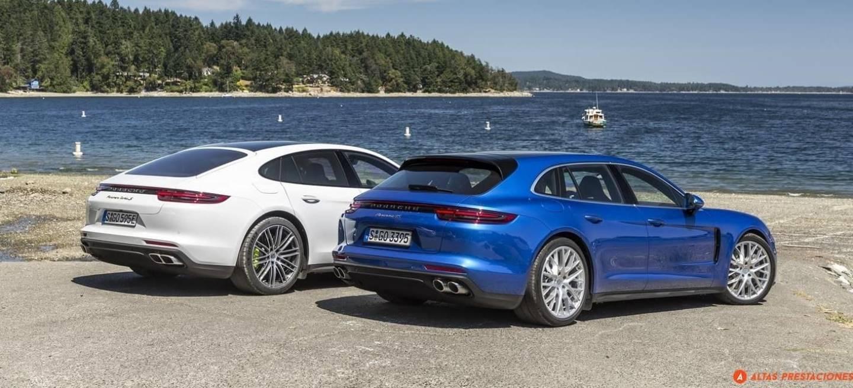 Porsche Panamera Sport Turismo 1117011 Portada