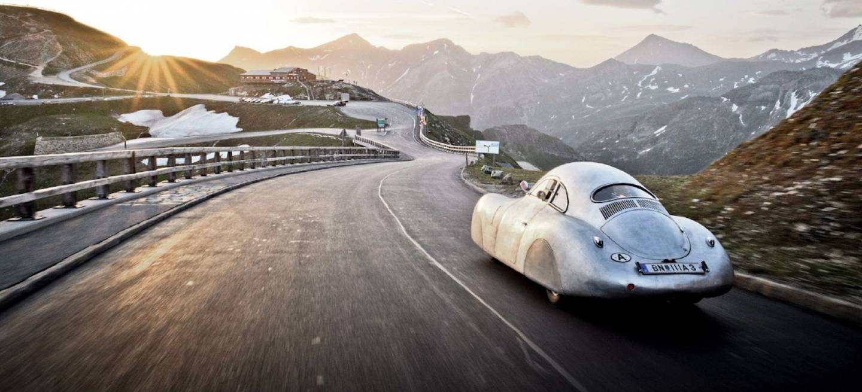 Porsche Paraiso Grossglockner P