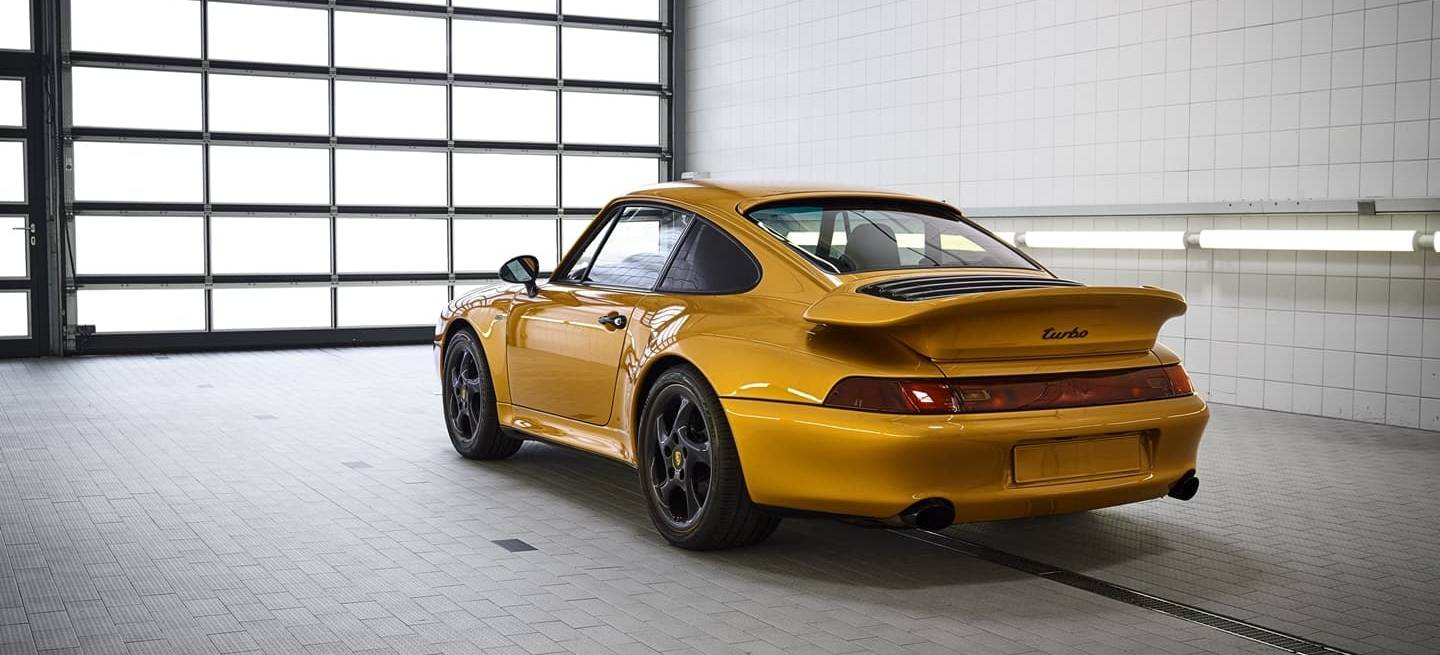 Porsche Project Gold 993 Turbo 0818 018