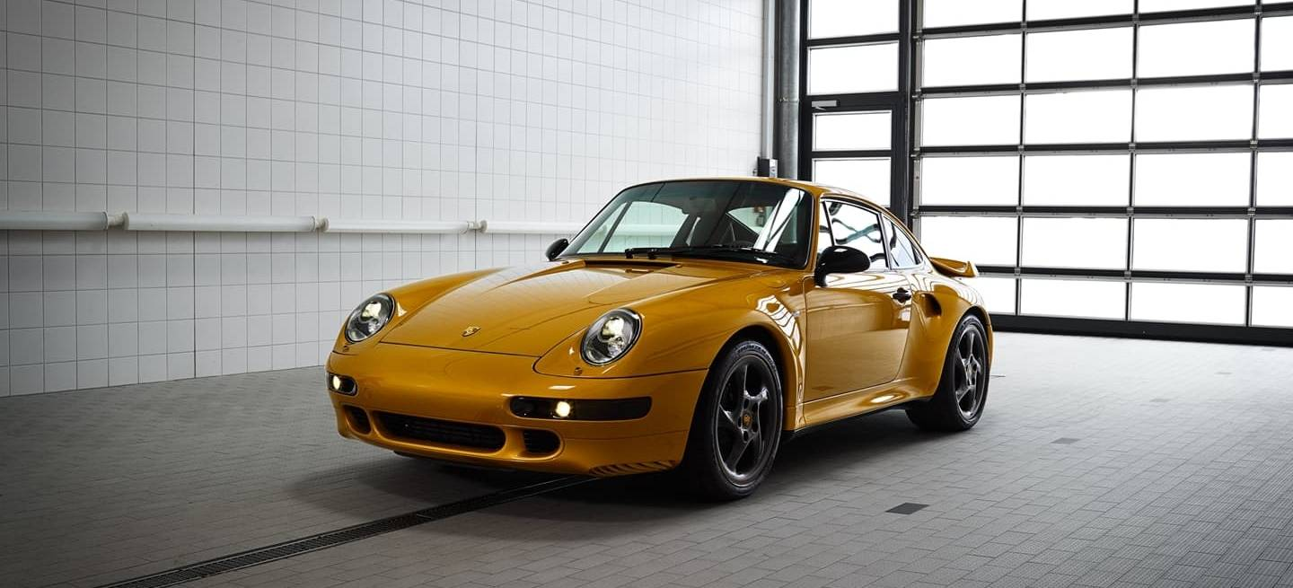 Porsche Project Gold 993 Turbo 0818 019