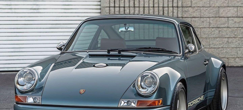 Porsche Singer 911 Octagon Dm 4